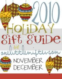 OLM&#39;s Holiday Gift Guide